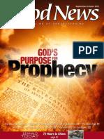 The Good News Magazine - September/October 2013