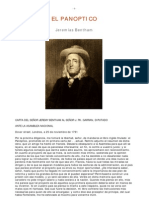 El Panoptico Bentham