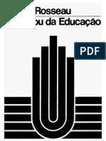 155428564 Rousseau Emilio Ou Da Educacao