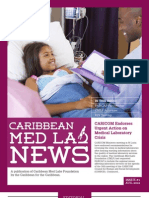 Caribbean Med Lab Foundation Newsletter issue# 1