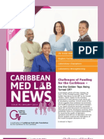 Caribbean Med Labs Foundation Newsletter Issue# 2