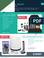Vital Packs - Consultant (US)