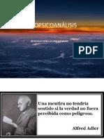neopsicoanálisis Adler y Jung