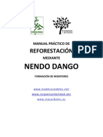MANUAL PRÁCTICO DE nendo-dango