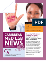 Caribbean Med Labs Foundation Newsletter