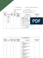 Plan Calendario (Sabado 2013)