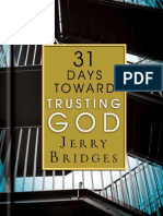 31 Days Toward Trusting God Sample