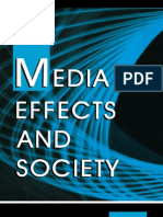 Media Effects & Society - Chapter 2