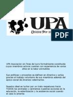 Presentación UPA -ALAS PERUANAS