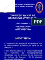 Clase 7 Complejo MHC