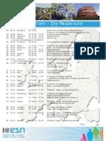 ESNtrain de Dossier 20081215 Fahrplan
