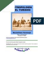 Libro Antroplogia Del Turismo
