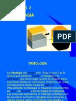 CP 02 - TRIBOLOGÍA