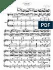 Guastavino - Romance for 2 Pianos