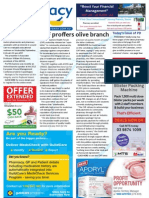 Pharmacy Daily for Tue 27 Aug 2013 - CHF olive branch, Guild response, Smaller paracetamol packs, Diabetes funding push and much more
