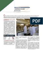 Microbiologia y Control de Calidad de La Leche