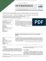 Actualización en la patología pulmonar relacionada con la infección VIH