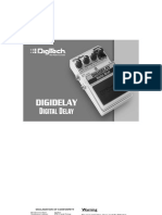 Digitech DelayManualV