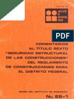 Seguridad en Construcciones Ntc