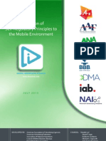 DAA Mobile Guidance