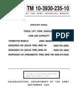 TM 10-3930-235-10  MHE 190,191