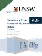 Consultancy Report