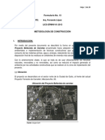Metodologia de Construcción Bellavista de Carretas