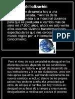 Petróleo y globalización RICARDO