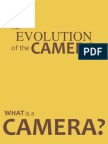 the evolution of the camera
