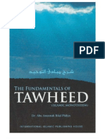 En the Fundamentals of Tawheed