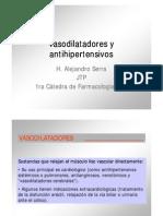 AntihipertensivosVasodilatadores