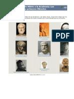 Agrega - Previsualizador - La filosofía_ desde Mileto a la Academia_ Los Presocráticos_ los primeros filósofos