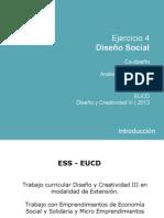 Diseño Social 2013