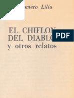 Baldomero Lillo- El Chiflon Del Diablo Y Otros Relatos