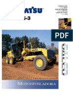 Gd655-3 Sales Brochure #Gsss7371 (2003)