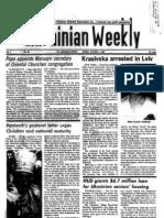 The Ukrainian Weekly 1982-40