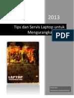eBook Tips Dan Servis Laptop Untuk Mengurangkan Haba