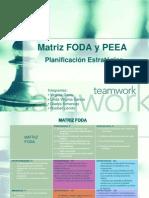 Matriz Foda y Peea