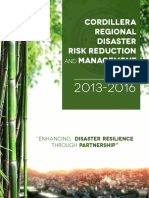 Sample Regional Disaster Risk Reduction and Managment Plan