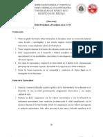 perfil del presidente o presidenta de la upr