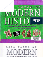 1000 Facts of Modern History