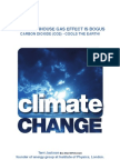 Greenhouse Gas Effect is Bogus