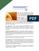 Ponencia Dr. Escudero Noesiterapia 1er. Foro Humano Europeo (Angel Escudero Juan)