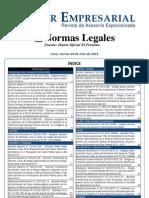 Reglameto de Ley SPP