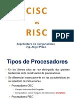 05 - Arquitectura - CISC vs RISC