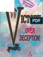 Victory Over Deception