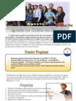 Reporte Ñemby - Agosto 2013