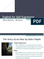 English for Self-Expression