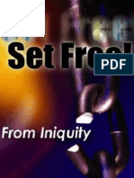 Set Free from Iniquity