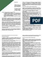 Fragmentos estatutos para sesión del congreso «Declaración de Principios»